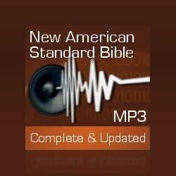 NASB New American Standard Complete Bible