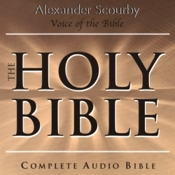 KJV The Holy Bible - Scourby